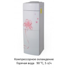 Кулер Aqua Well 2-JX-5 ПКС белый
