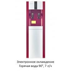 Кулер Aqua Work 16-LD/EN красный