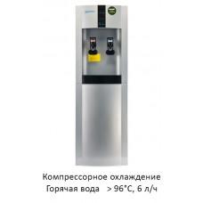 Кулер Aqua Work 16-L/EN-ST серебро