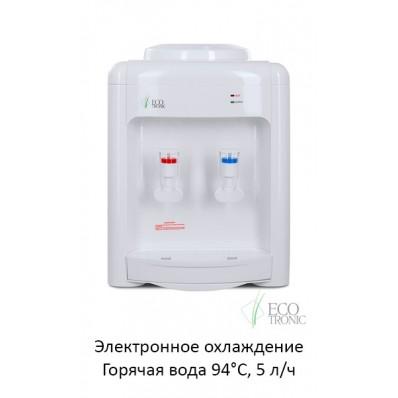 Кулер Ecotronic V22-TE white