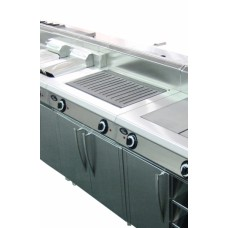 Поверхность жарочная Grill Master Ф2ЖГЭ/600 (закрытый стенд)