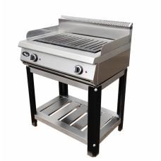Поверхность жарочная Grill Master Ф2ЖГЭ/600 (открытый стенд)
